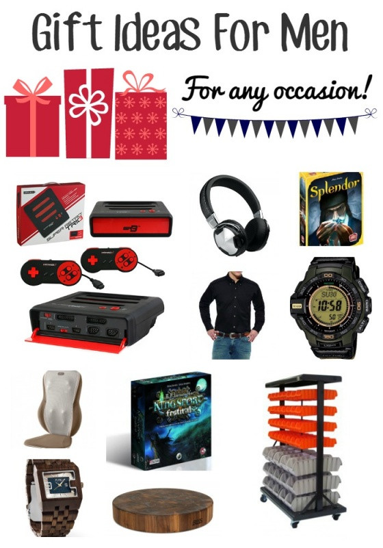 Gift Ideas For Teenager Boys  Holiday Gift Guide For Men