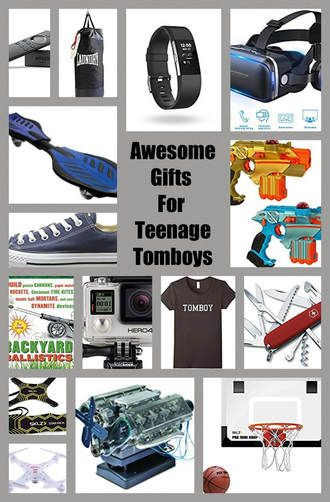 Best ideas about Gift Ideas For Tomboys . Save or Pin 10 Gift Ideas for Teenage Tomboys amazing Now.