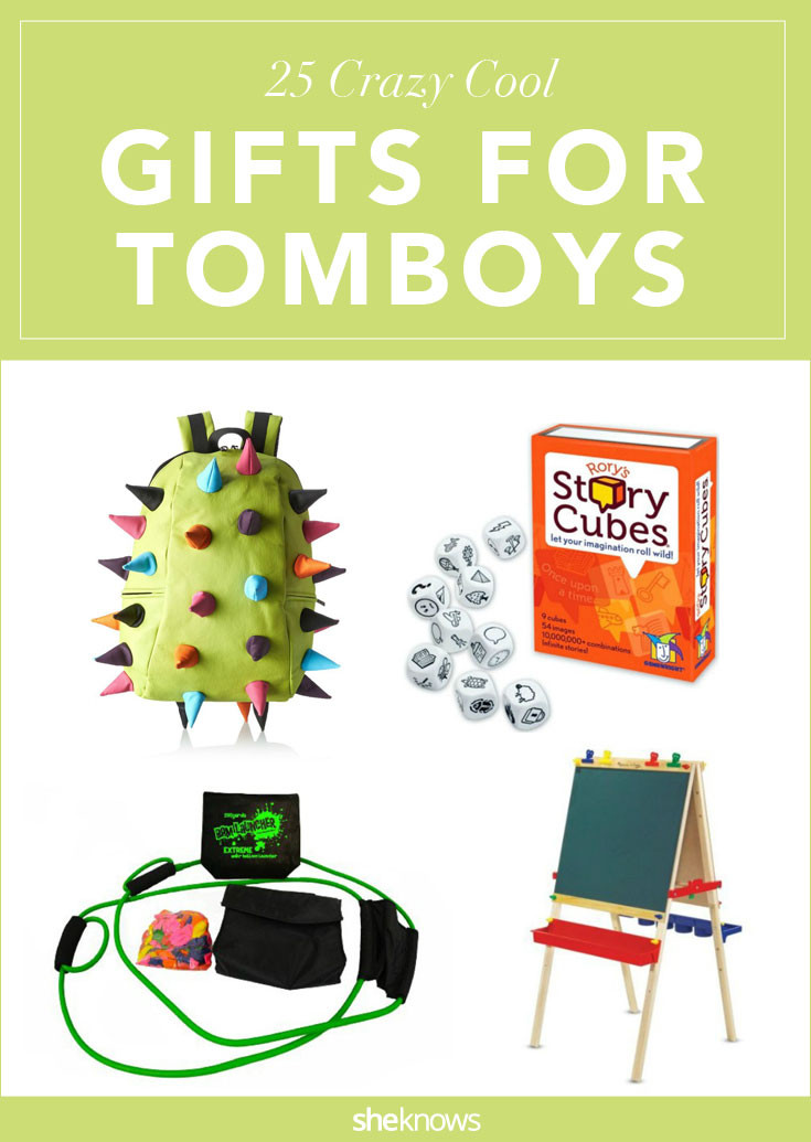 Best ideas about Gift Ideas For Tomboys . Save or Pin Gifts for Tomboys That Are Way Better Than Dolls Anyway Now.