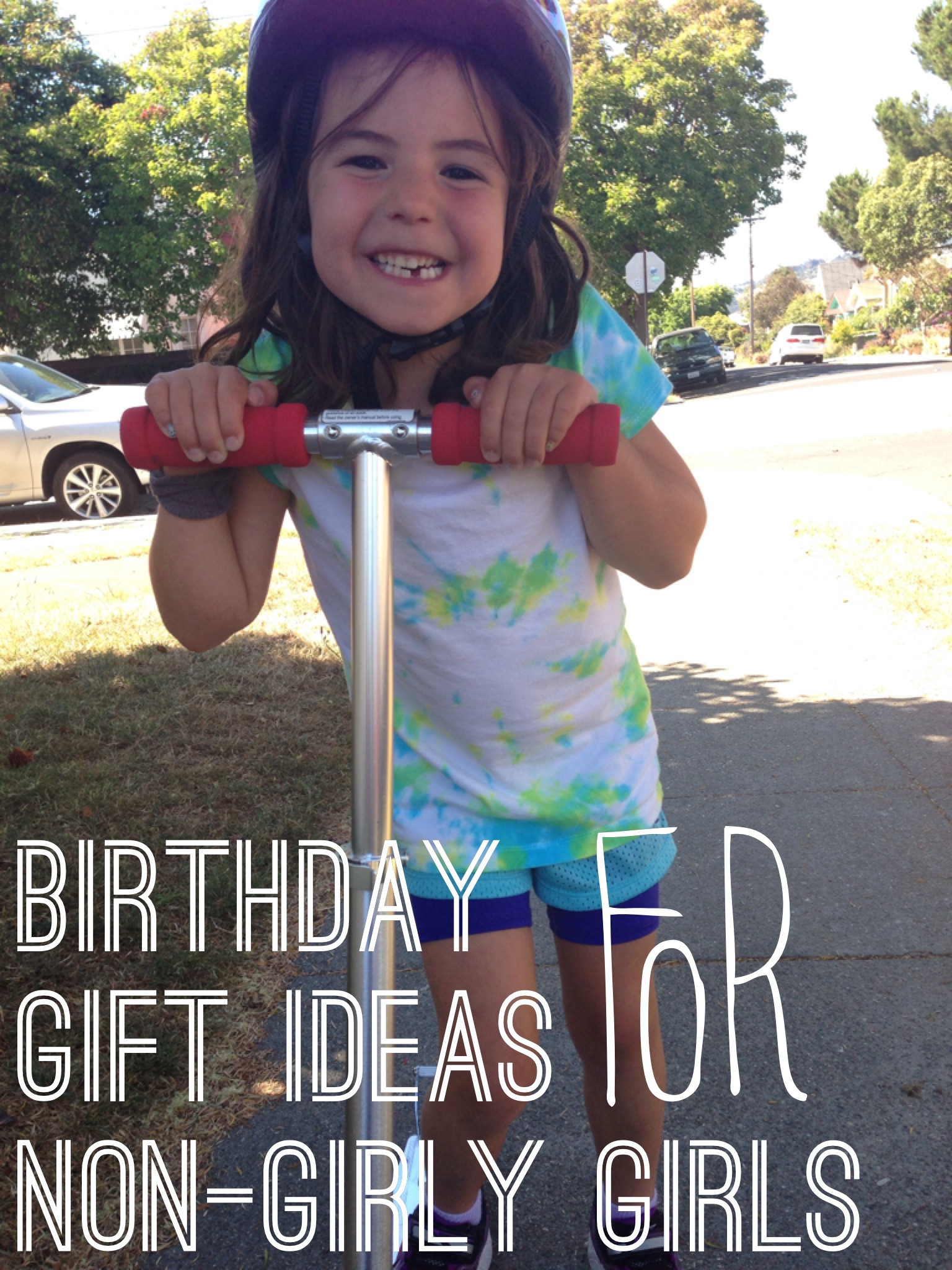 Best ideas about Gift Ideas For Tomboys . Save or Pin Rookie Moms – 32 birthday t ideas for girls who don't Now.