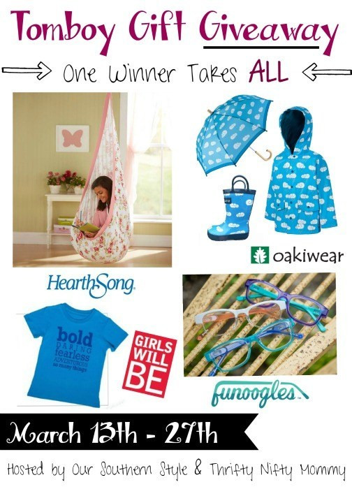 Best ideas about Gift Ideas For Tomboys . Save or Pin 5 Gift Ideas Tomboys Will Love Thrifty Nifty Mommy Now.