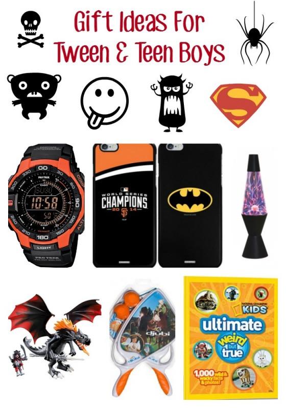 Gift Ideas For Tween Boys  Gift Ideas For Tween & Teen Boys