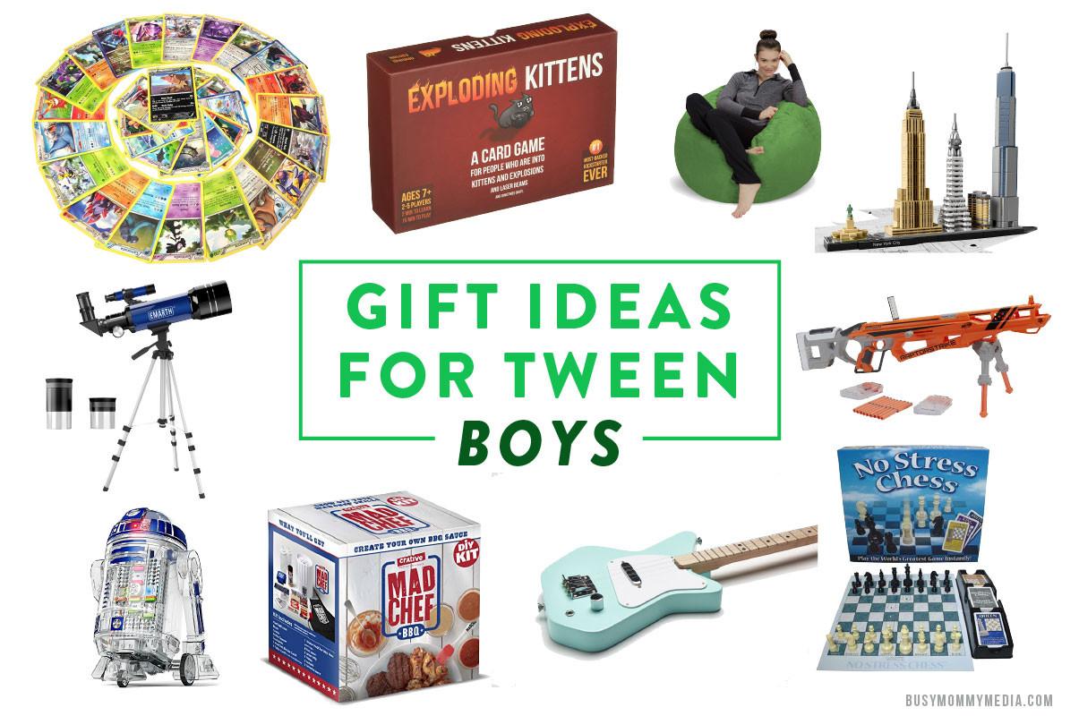 Gift Ideas For Tween Boys  Gift Ideas for Tween Boys