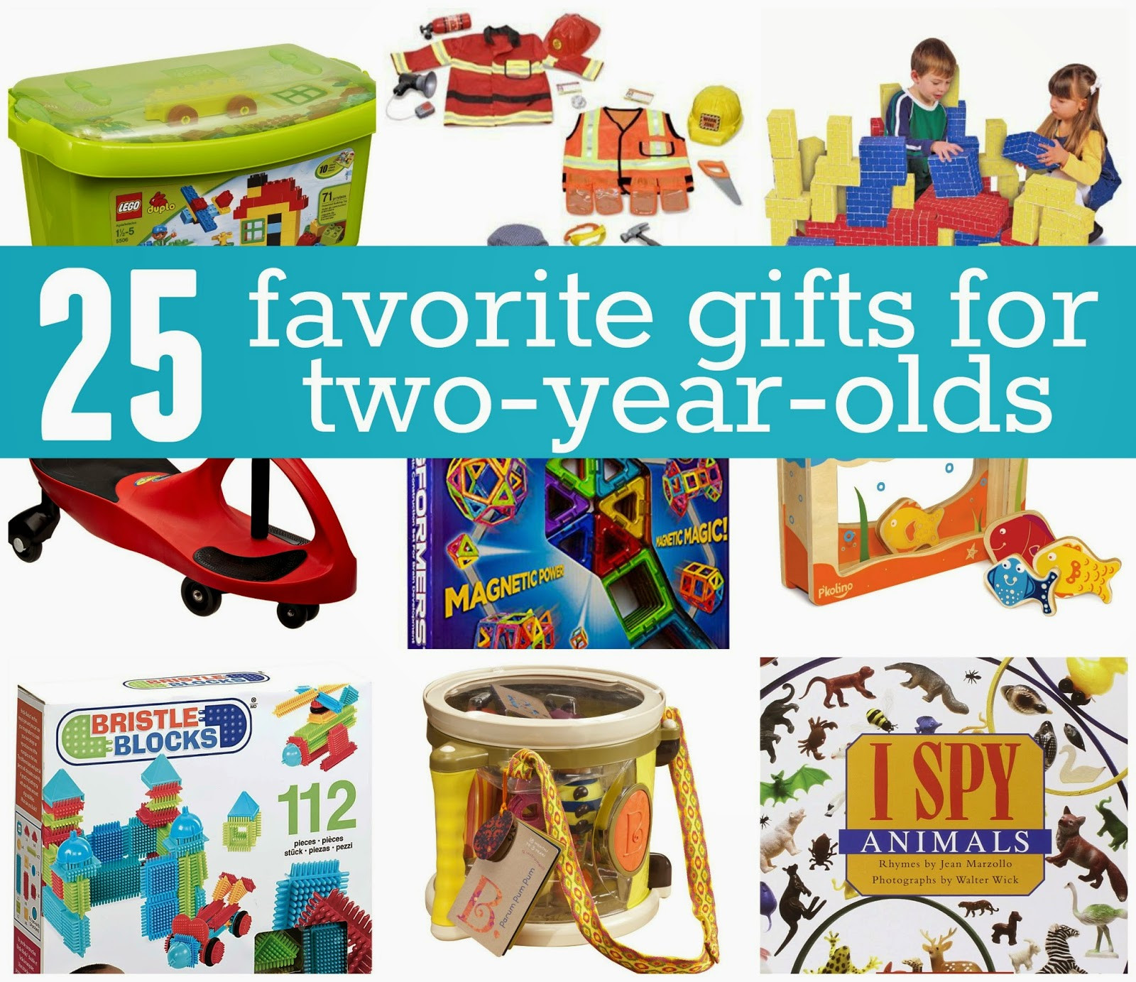 Gift Ideas For Two Year Old Baby Girl  Toddler Approved Favorite Gifts for 2 Year Olds