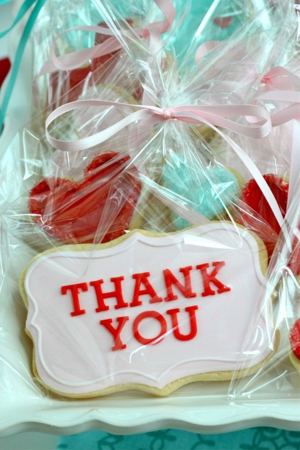 Gift Ideas To Say Thank You  Decorating Ideas Say Thank You All Year Round Decorated