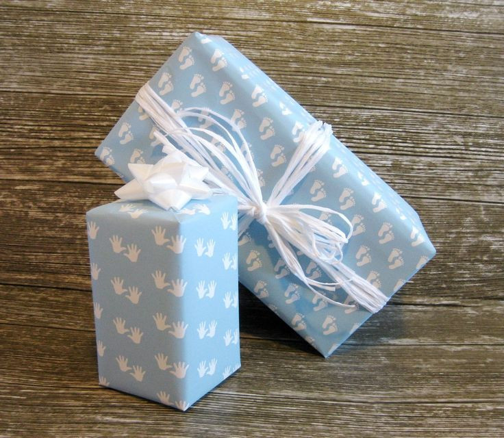 Gift Wrapping Ideas For Baby Boy  12 best Baby Shower Gift Wrapping images on Pinterest