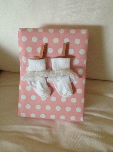 Best ideas about Gift Wrapping Ideas For Baby Showers . Save or Pin Creative Gift Wrapping Ideas to Make Your Gifts Special Now.