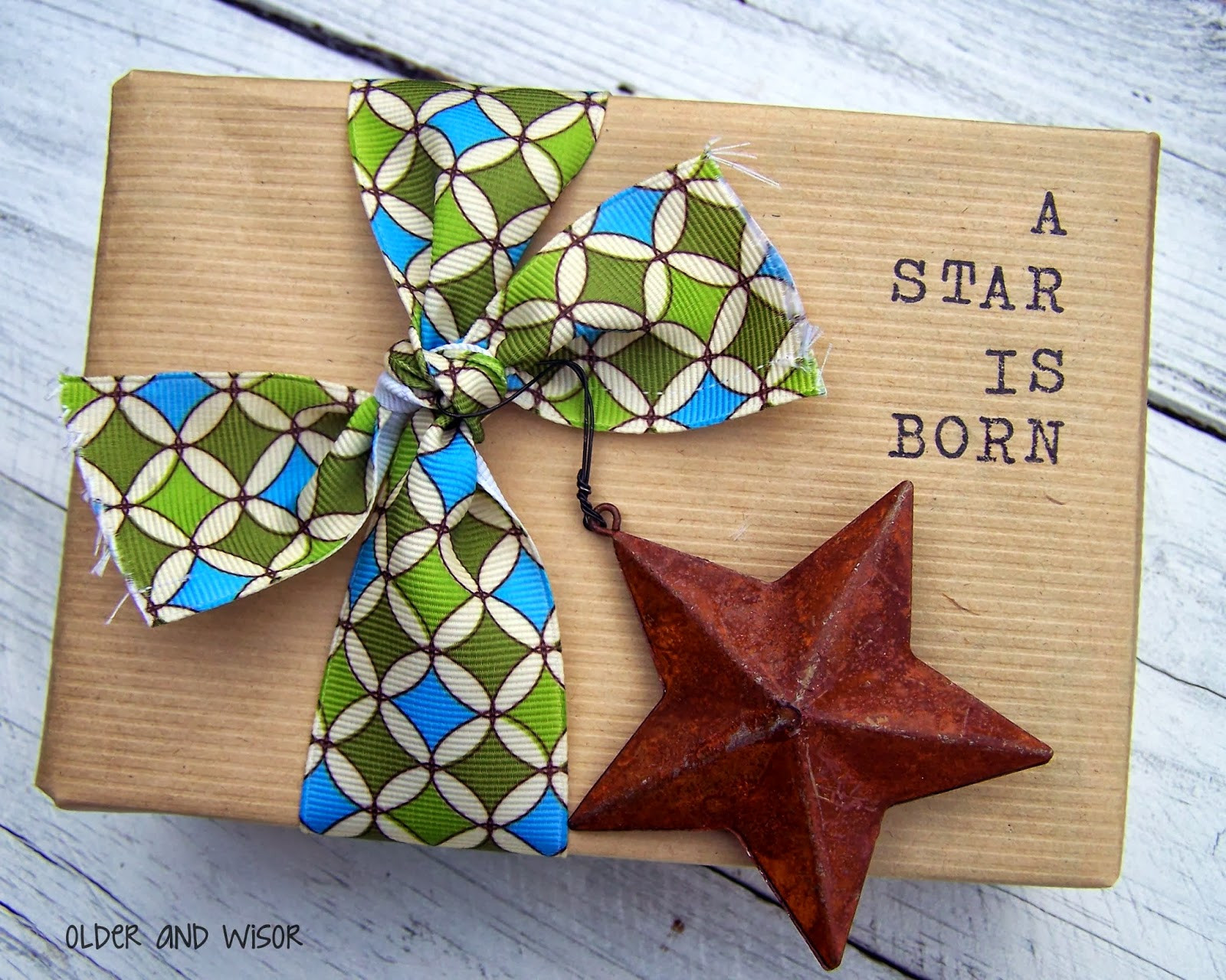 Best ideas about Gift Wrapping Ideas For Baby Showers . Save or Pin older and wisor Baby Shower Gift Wrapping Ideas Now.