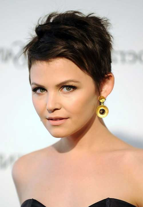 Ginnifer Goodwin Hairstyles  20 Great Ginnifer Goodwin Pixie Hairstyles