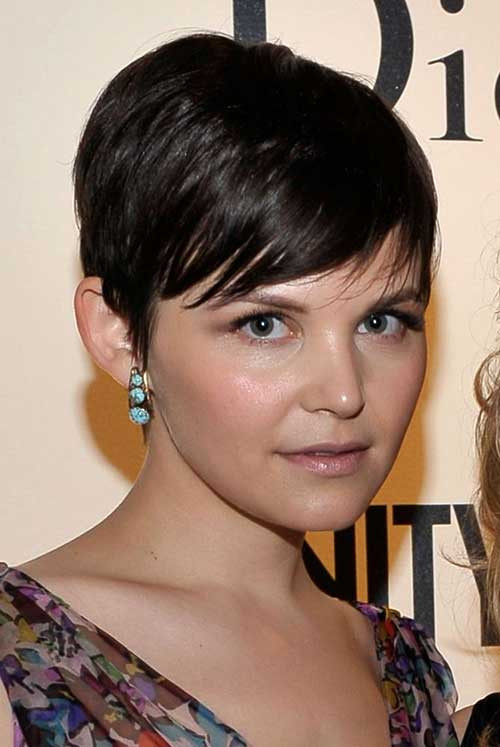 Ginnifer Goodwin Hairstyles  23 Long Pixie Hairstyles