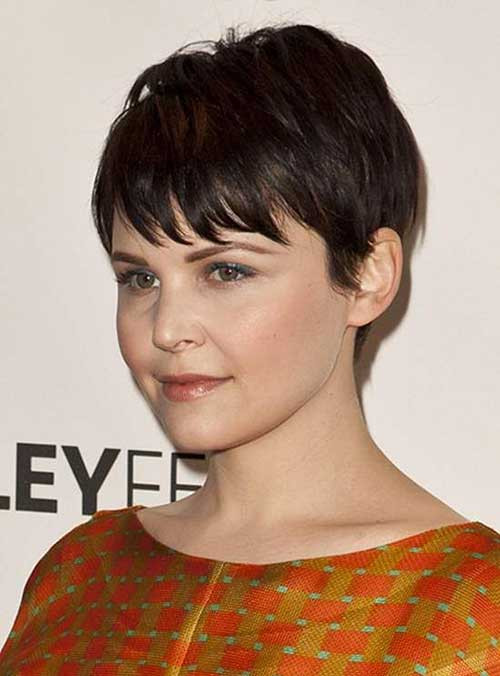 Ginnifer Goodwin Hairstyles  20 Ginnifer Goodwin Pixie Haircuts