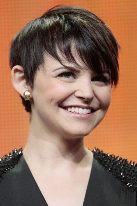 Ginnifer Goodwin Hairstyles  Ginnifer Goodwin Pixie Cut