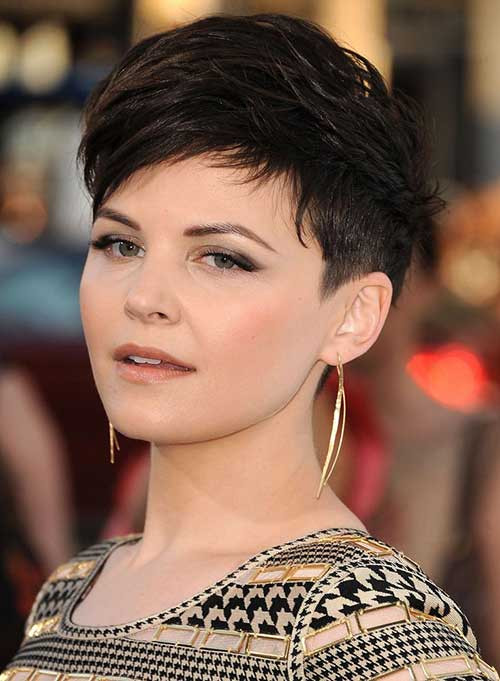 Ginnifer Goodwin Hairstyles  20 Ginnifer Goodwin Pixie Hairstyles