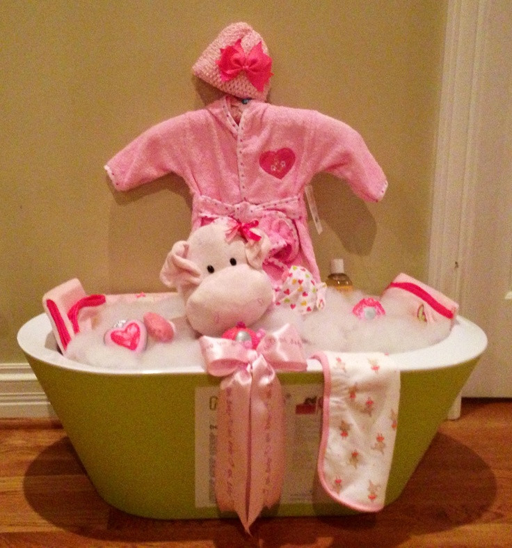 Best ideas about Girl Baby Shower Gift Ideas . Save or Pin baby shower t basket ideas 30 Now.