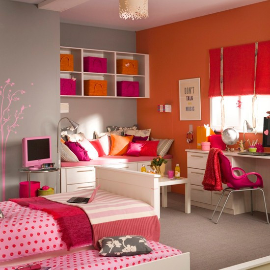 Best ideas about Girl Bedroom Ideas . Save or Pin 30 Colorful Girls Bedroom Design Ideas You Must Like Now.