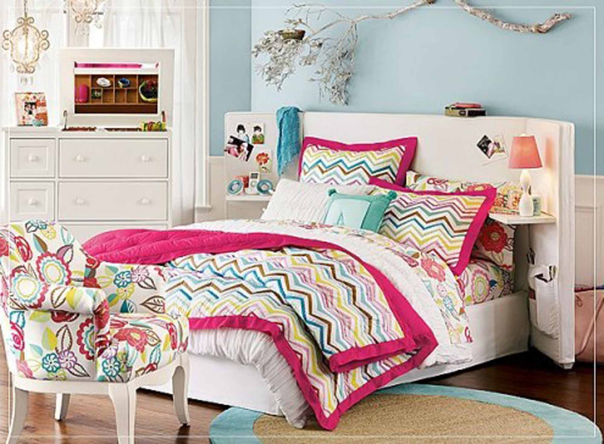 Best ideas about Girl Bedroom Ideas . Save or Pin Teen Girl Bedroom Design Ideas Inspire You Now.