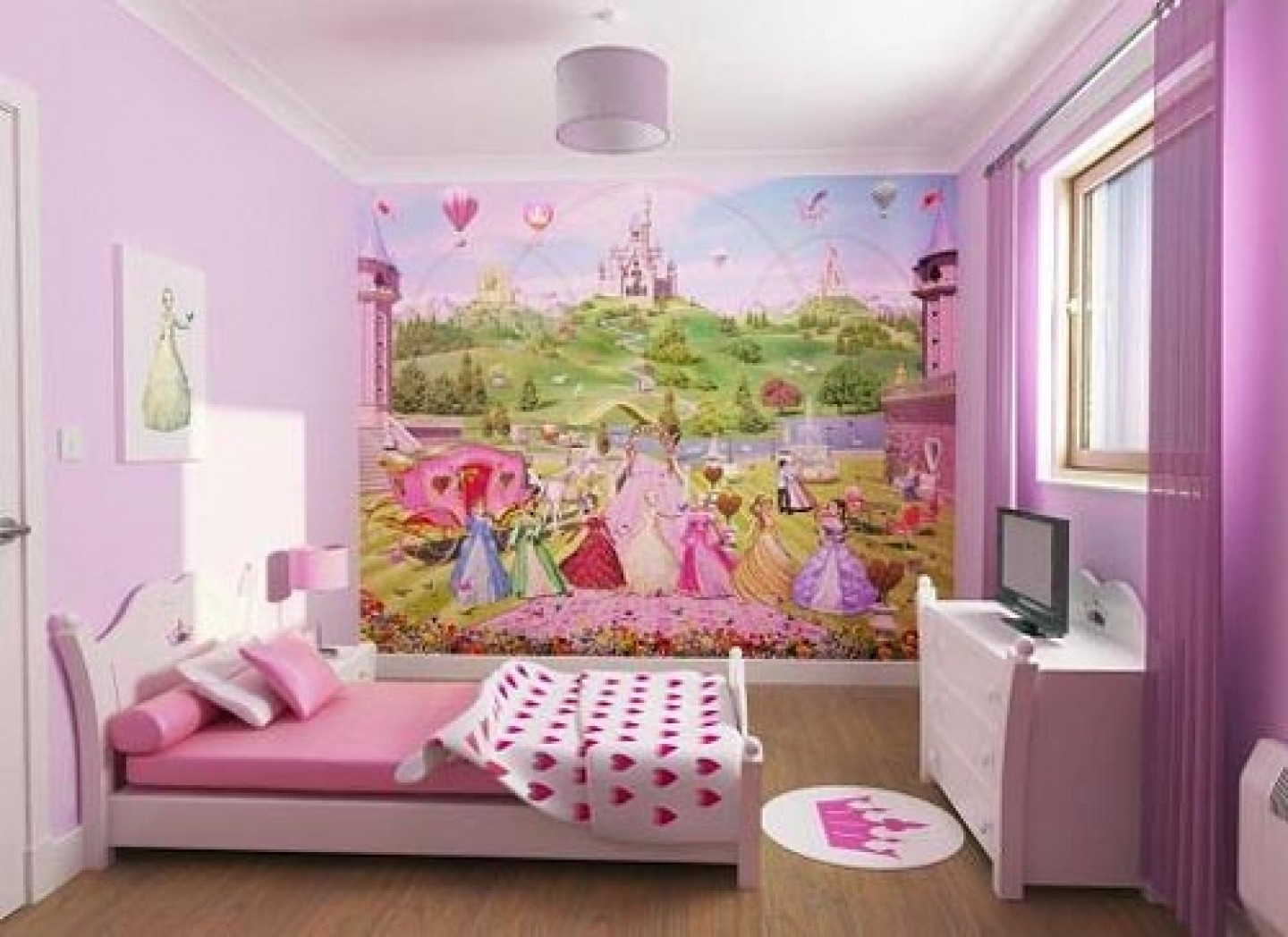 Best ideas about Girl Bedroom Ideas . Save or Pin Toddler Girl Bedroom Ideas Now.