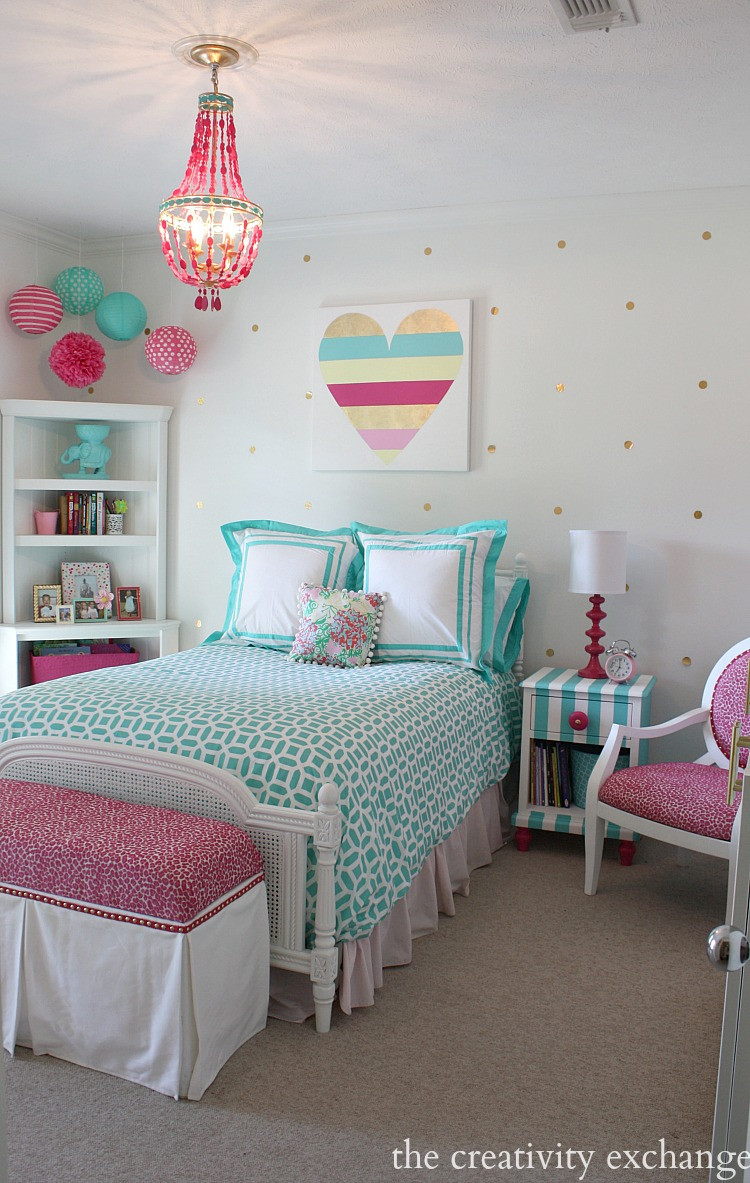 Best ideas about Girl Bedroom Ideas . Save or Pin Paint Colors in My Home My Color Strategy Now.