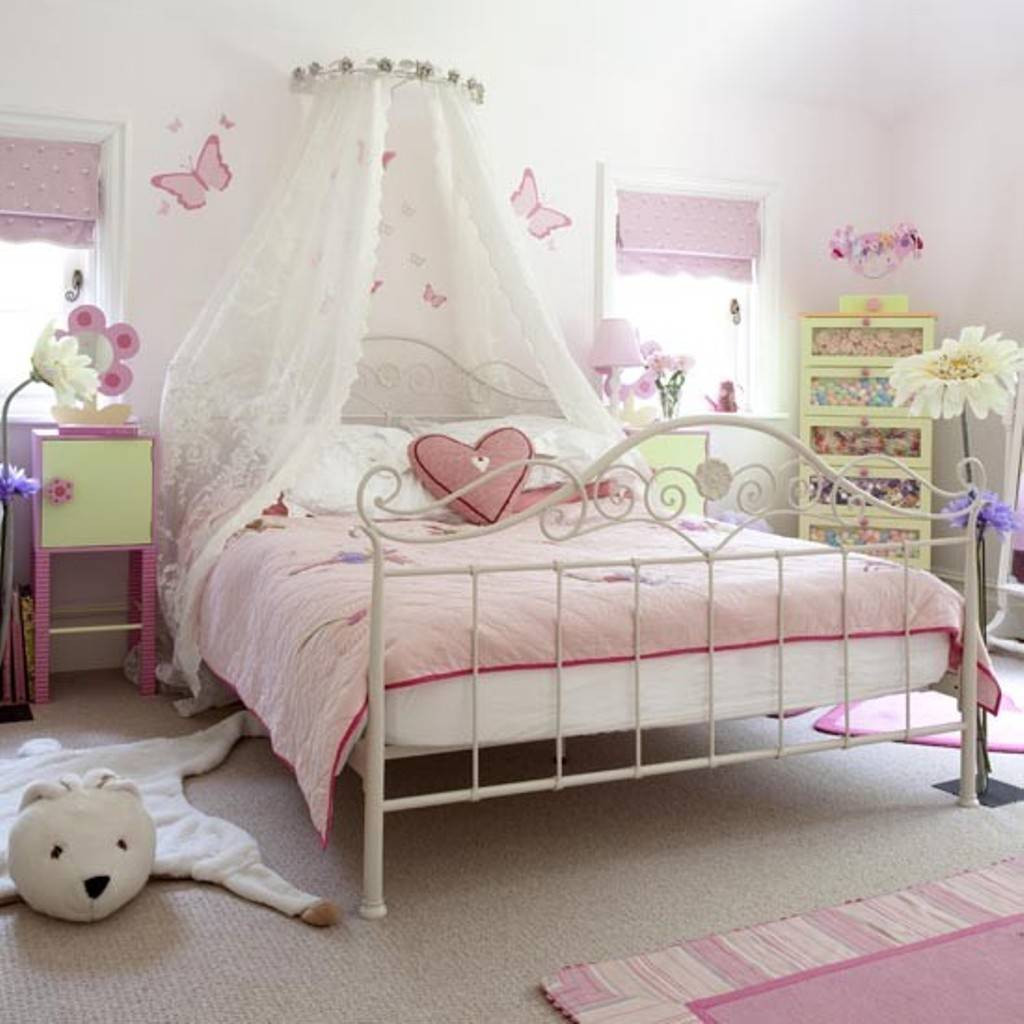 Best ideas about Girl Bedroom Ideas . Save or Pin 15 Beautiful and Unique Bedroom Designs for Girls Now.