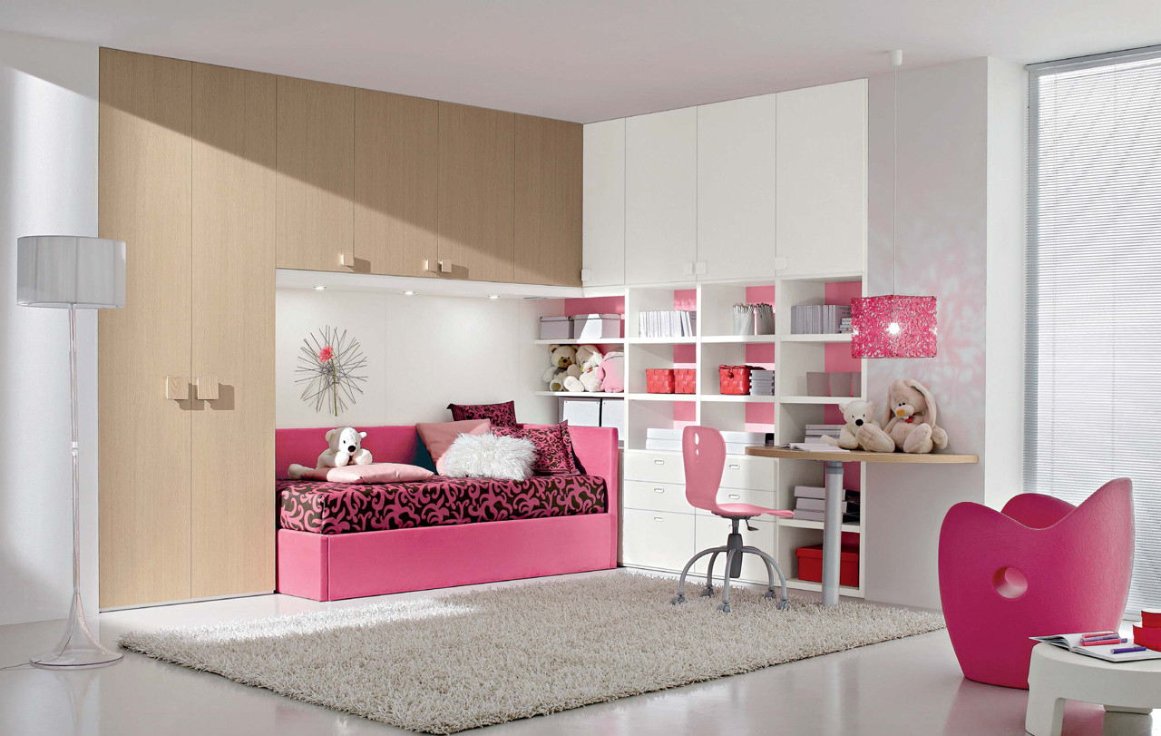 Best ideas about Girl Bedroom Ideas . Save or Pin Interior Exterior Plan Now.