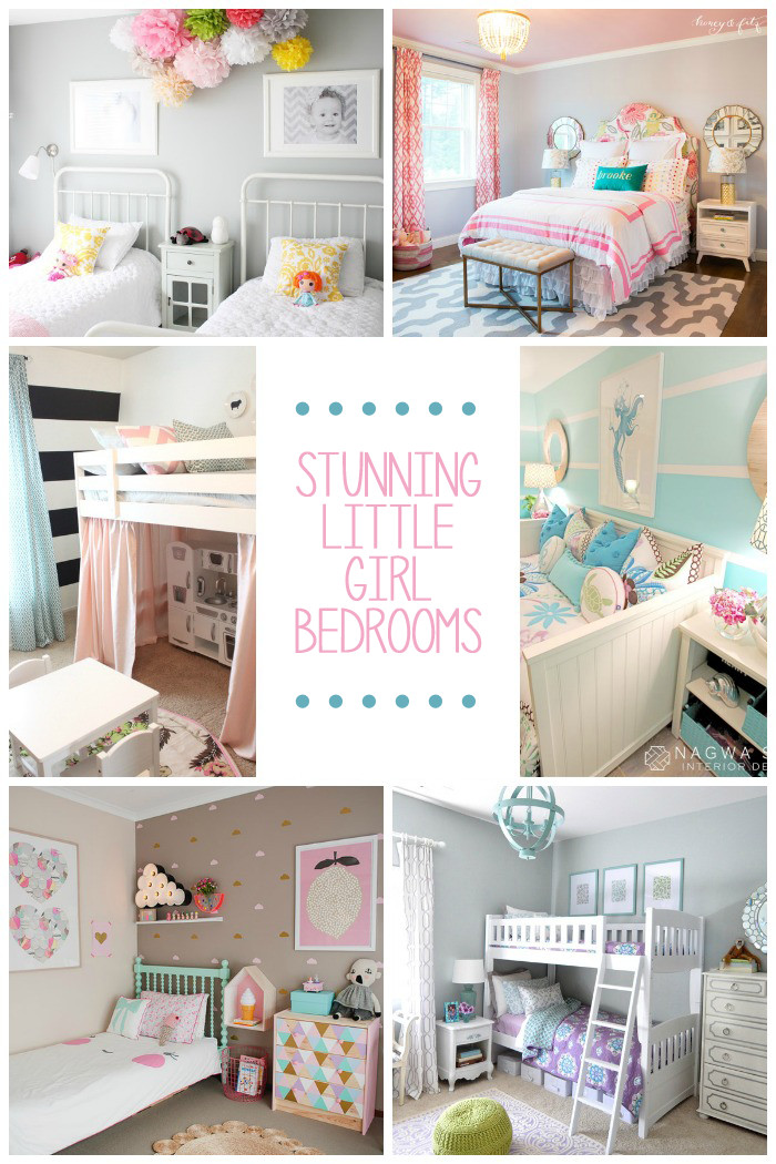 Best ideas about Girl Bedroom Ideas . Save or Pin 15 Gorgeous Little Girl Bedroom Ideas Love and Marriage Now.