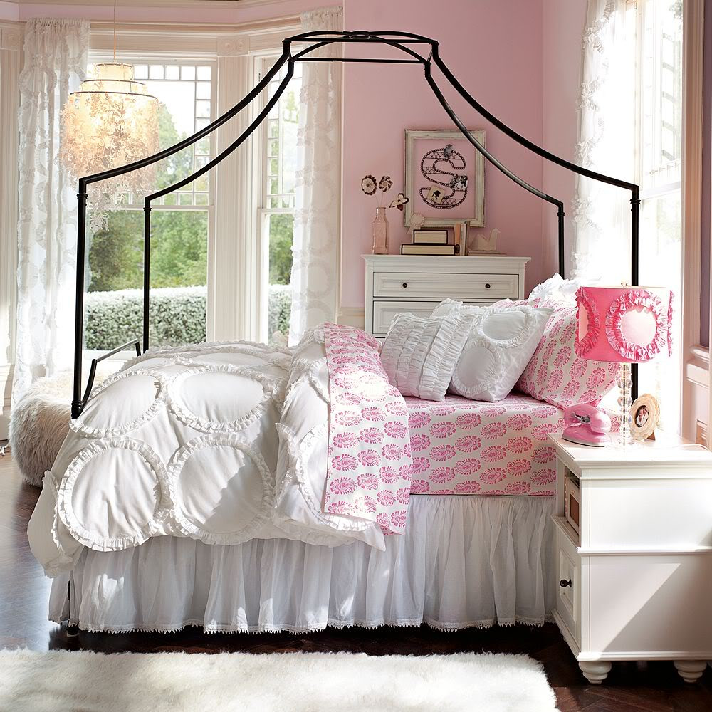 Best ideas about Girl Bedroom Ideas . Save or Pin 32 Dreamy Bedroom Designs For Your Little Princess Now.