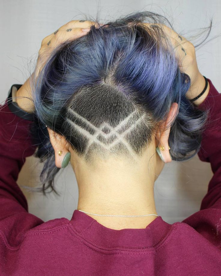 Best ideas about Girl Undercut Hairstyle . Save or Pin Best 25 Girl undercut ideas on Pinterest Now.