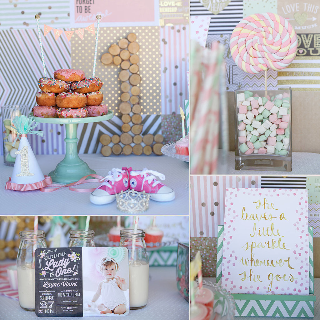 Girls First Birthday Gift Ideas  First Birthday Party Ideas For Girls