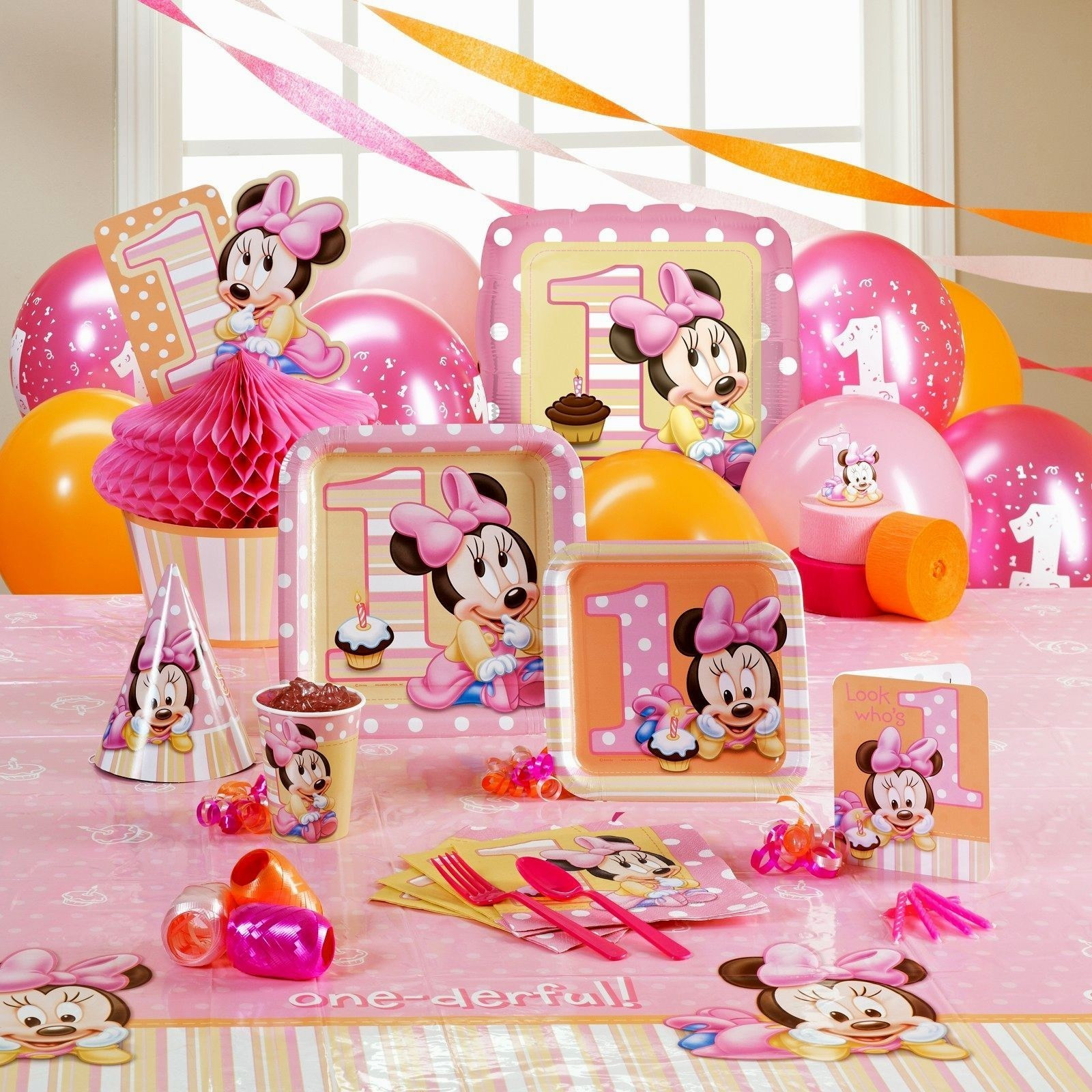 Girls First Birthday Gift Ideas  Fresh First Birthday Decoration Ideas at Home for Girl