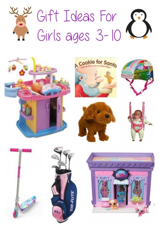 Girls Gift Ideas Age 10  Christmas Gift Ideas For Girls
