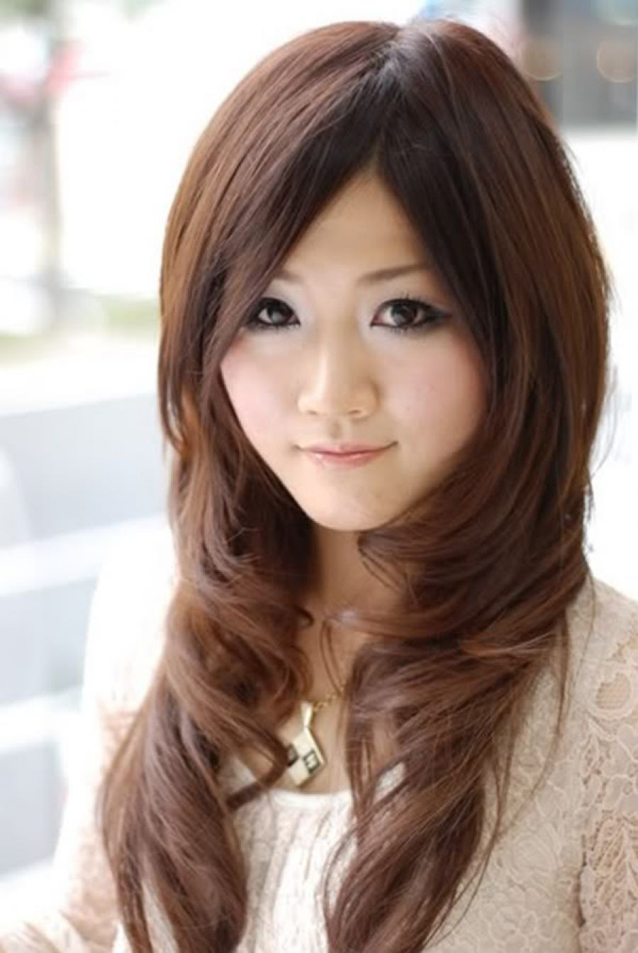 Girls Hair Cut Style  Japanese Hairstyles
