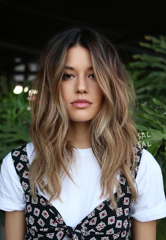 Girls Hair Cut Style  28 Beautiful Salsal Haircut Styles for Girls 2017 2018