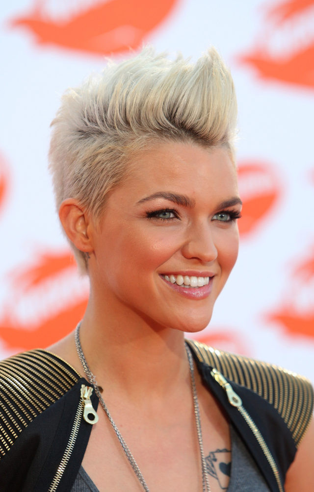 Girls Mohawk Hairstyles  15 Gorgeous Mohawk Hairstyles for Women this Year