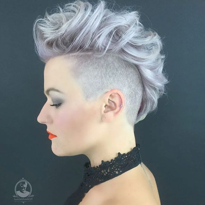 Girls Mohawk Hairstyles  70 Most Gorgeous Mohawk Hairstyles of Nowadays