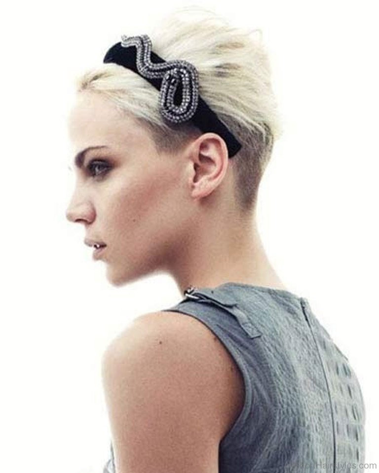 Girls Undercut Hairstyles  70 Adorable Short Undercut Hairstyle For Girls