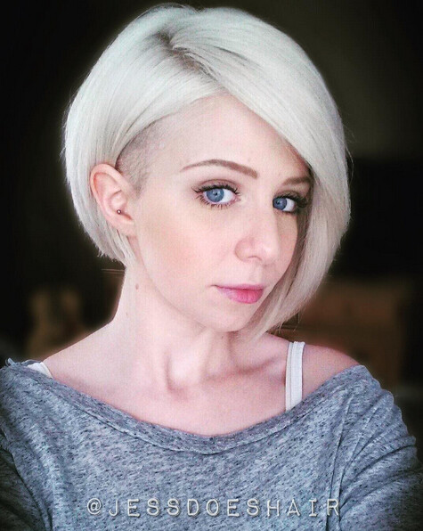 Girls Undercut Hairstyles  30 Awesome Undercut Hairstyles for Girls 2019