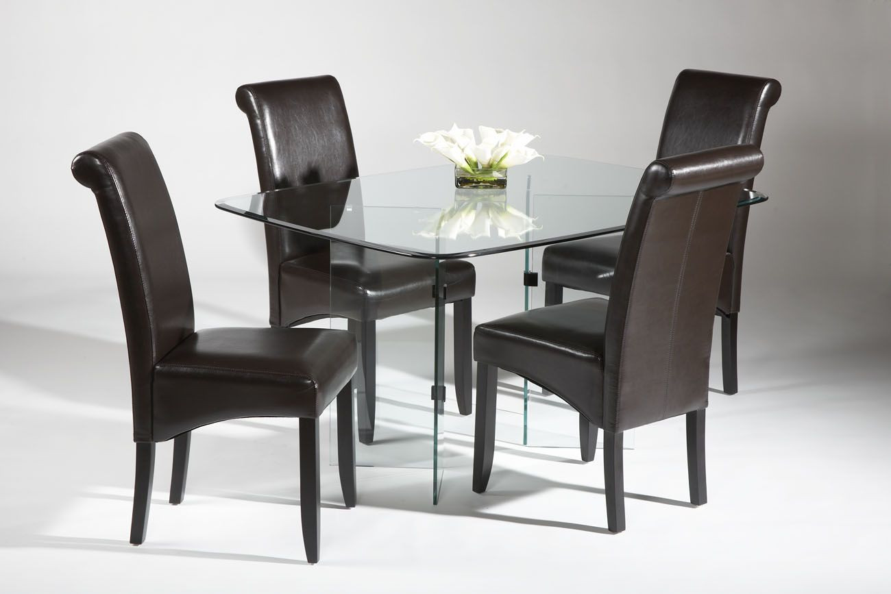 Best ideas about Glass Dining Room Tables . Save or Pin All Glass Dining Room Table Now.