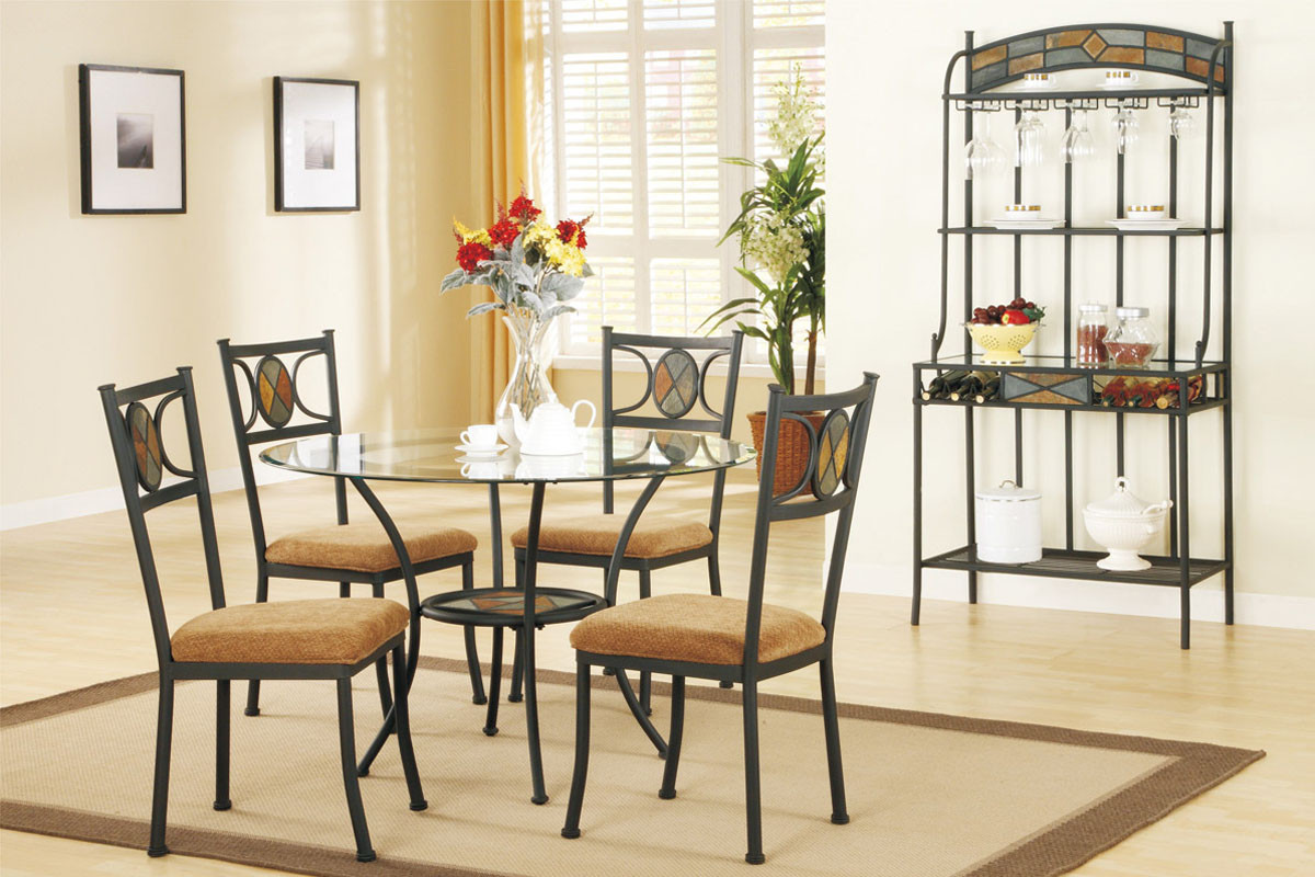 Best ideas about Glass Dining Room Tables . Save or Pin Choosing Glass Dining Room Tables for Small Space Now.
