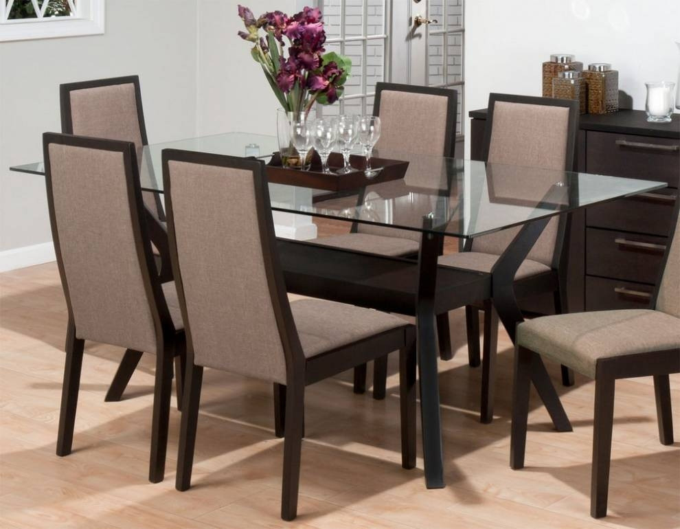 Best ideas about Glass Dining Room Tables . Save or Pin 15 Best of Glass Dining Table Now.