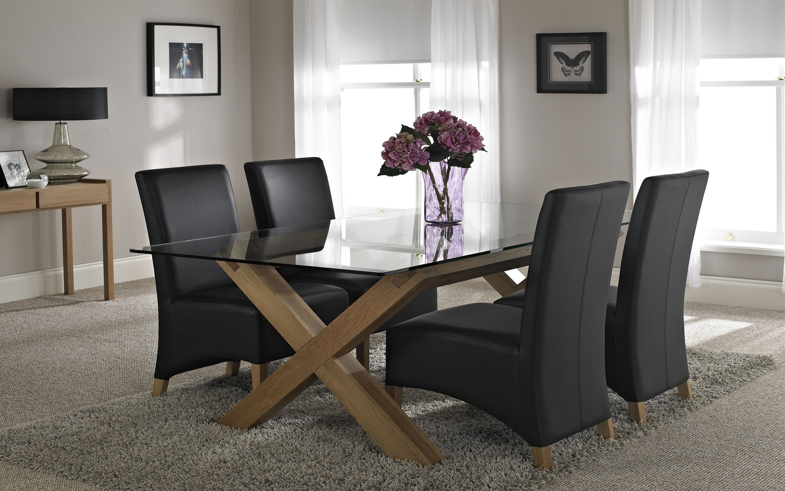 Best ideas about Glass Dining Room Tables . Save or Pin Glass Dining Tables Buying Guide Now.