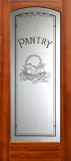 Best ideas about Glass Pantry Door . Save or Pin Interior Etched Glass Doors Full lite interior doors Now.