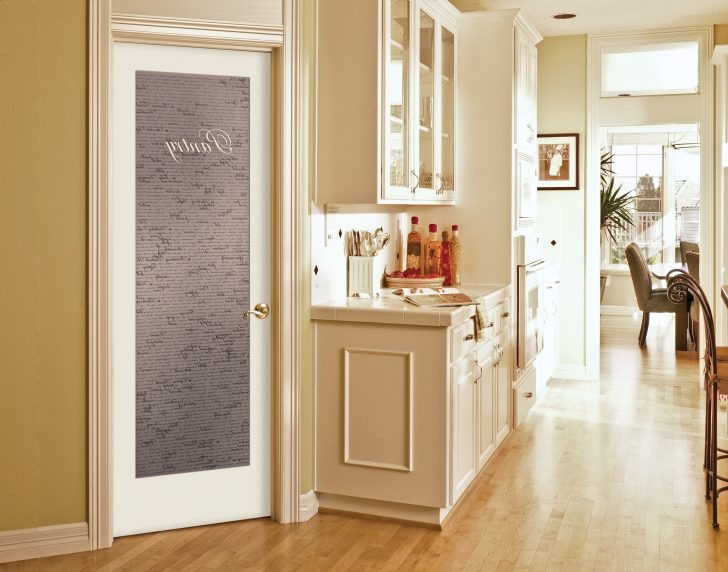Best ideas about Glass Pantry Door . Save or Pin Kitchen Interesting Frosted Glass Pantry Door Abruko Now.