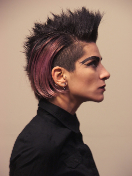 Goth Hairstyles Male  Goth Hairstyles For Guys