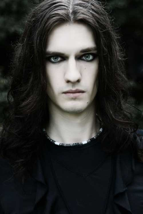 Goth Hairstyles Male  25 Best Long Mens Hairstyles