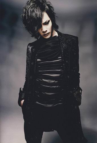 Goth Hairstyles Male  gothic hairstyle for guys