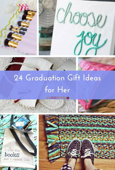 Graduation Gift Ideas For Daughter  24 Graduation Gift Ideas for Her