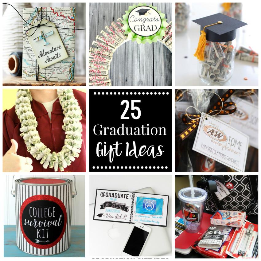 Graduation Gift Ideas For Daughter  25 Graduation Gift Ideas