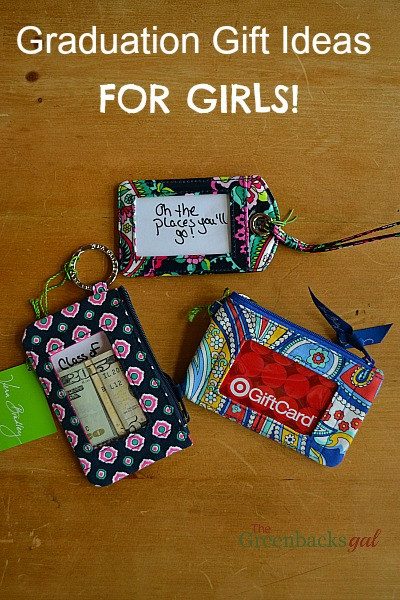 Graduation Gift Ideas For Daughter  Graduation Gift Ideas for High School Girl Natural Green Mom