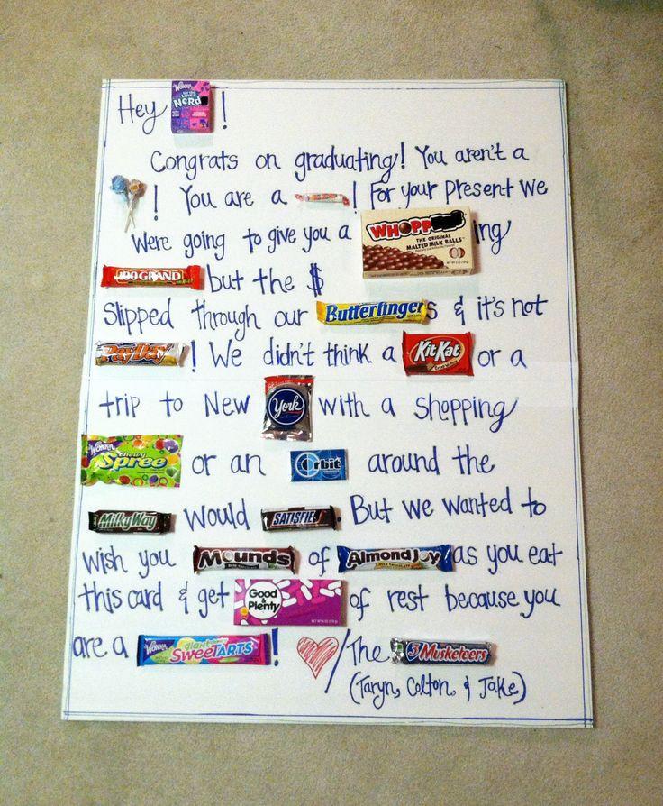 Graduation Gift Ideas For Girlfriend  High School Graduation Gift Ideas For Girlfriend send
