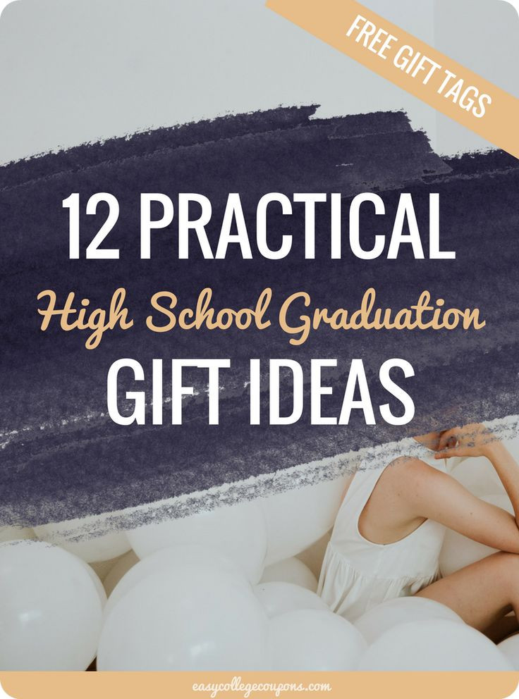 Graduation Gift Ideas For High School Seniors  12 Practical High School Graduation Gift Ideas